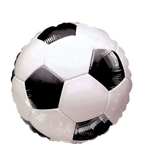 Soccer Ball Balloon, 18in Image #1