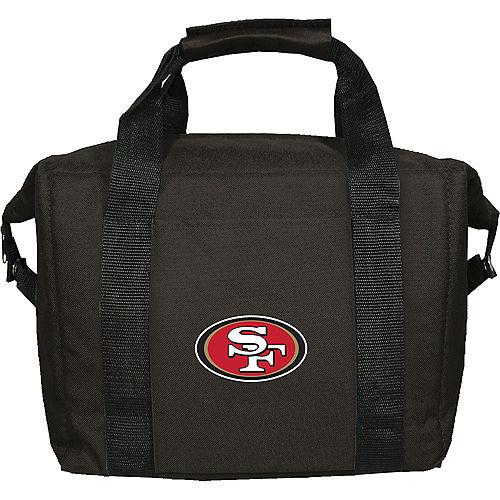 San Francisco 49ers 12-Pack Cooler Bag Image #1