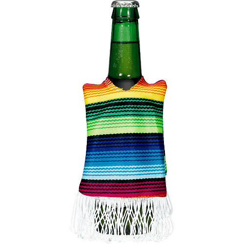 Serape Bottle Coozie Image #1