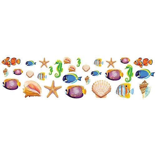 Sea Life Cutouts 30ct Image #1