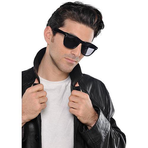 Black Classic Sunglasses Image #3