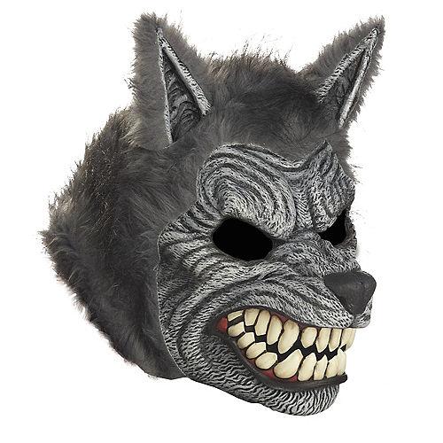 Motion Werewolf Mask Image #1