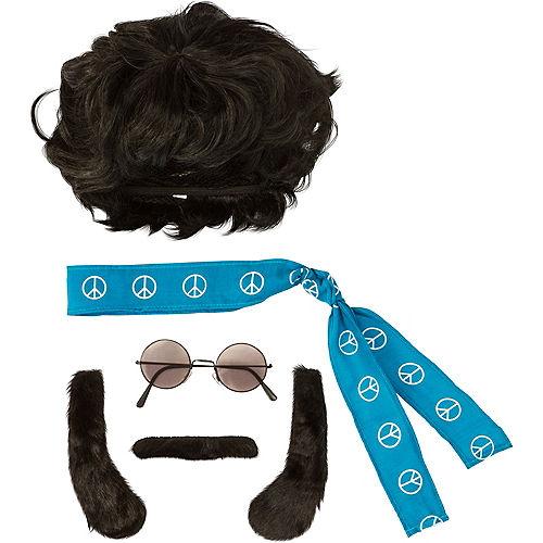 Hippie Man Accessory Kit Image #2