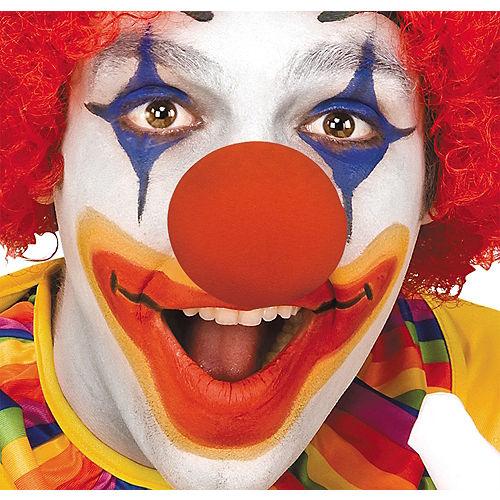 Round Jumbo Clown Nose Image #1