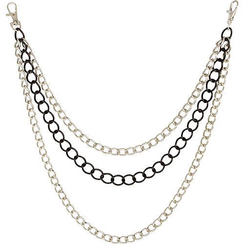 Triple Chain Belt Image #2