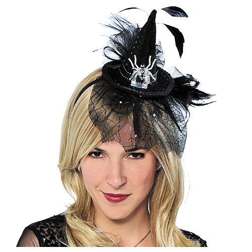 Mini Witch Hat Deluxe Image #1