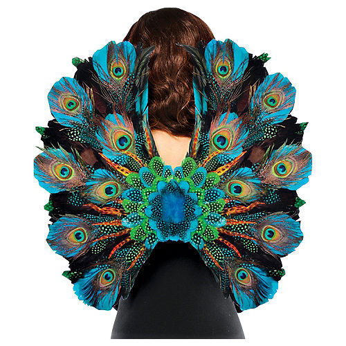 Peacock Feather Wings Image #1