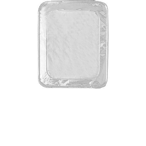 Aluminum Half Steam Pan Lid Image #1
