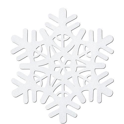 Small Snowflake Decoration Image #1