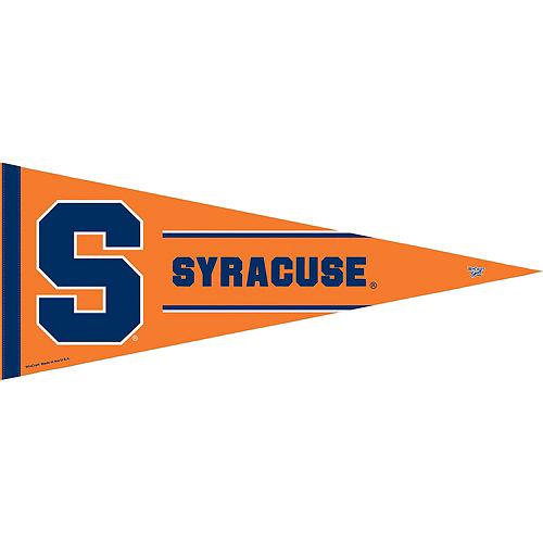 Syracuse Orange Pennant Flag Image #1
