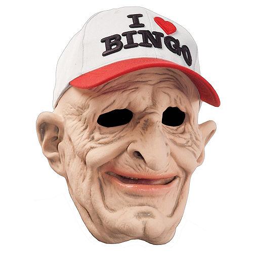 I Love Bingo Mask Image #1