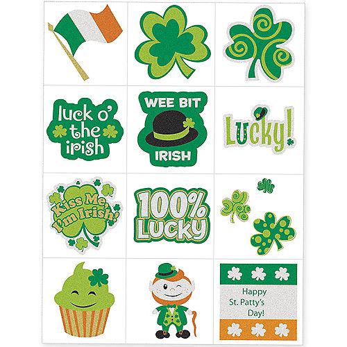 St. Patrick's Day Body Art Set 2 sheets Image #2