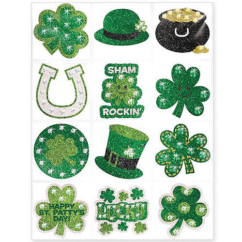 St. Patrick's Day Body Art Set 2 sheets Image #3