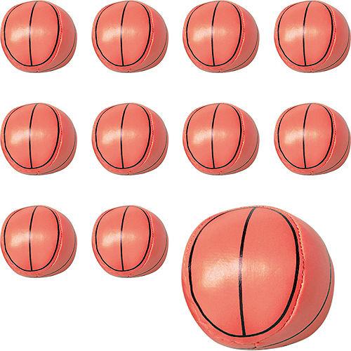 Soft Basketballs 24ct Image #1
