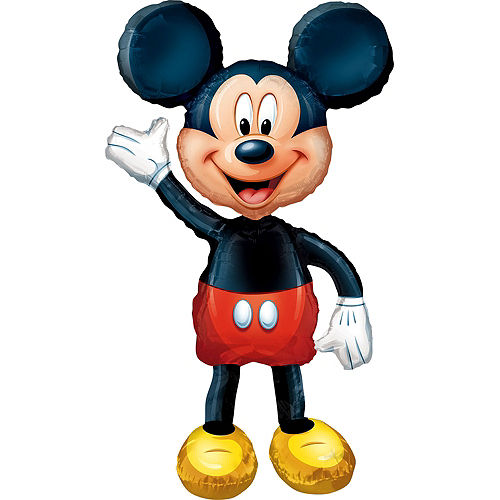 Giant Gliding Mickey Mouse Balloon, 52in Image #2