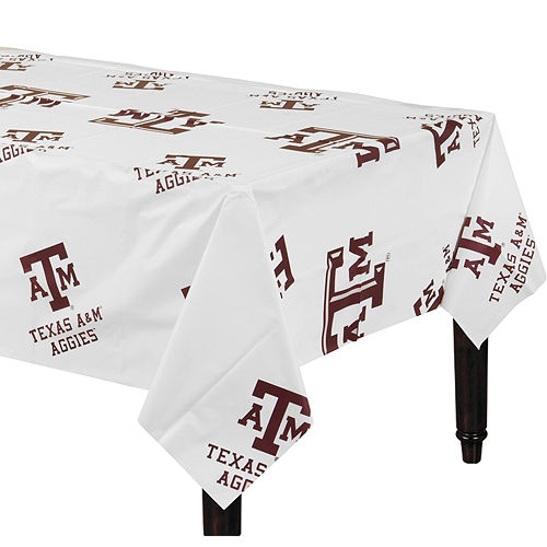 Texas A&M Aggies Table Cover Image #1