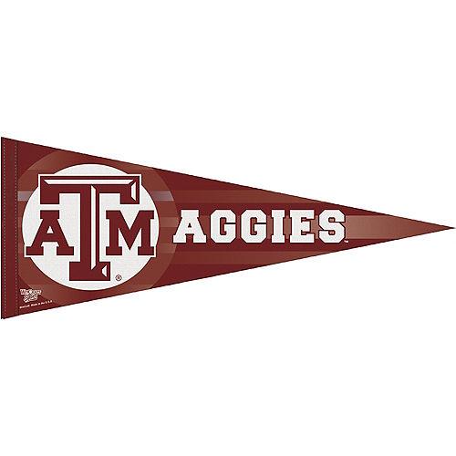 Texas A&M Aggies Pennant Flag Image #1
