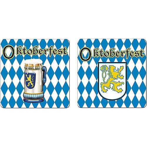 Oktoberfest Coasters 8ct Image #1
