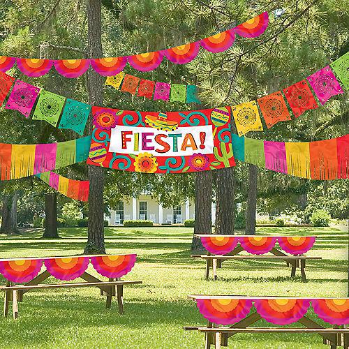 Caliente Fiesta Decorating Kit 4pc Image #1