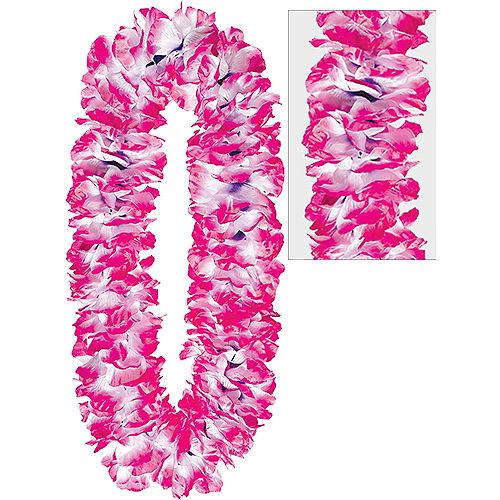 Pink Divine Flower Lei Image #1