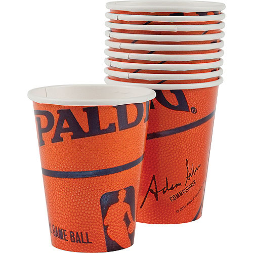 Spalding Basketball Cups 18ct Image #1