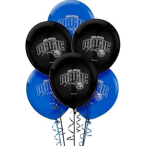 Orlando Magic Balloons 6ct Image #1