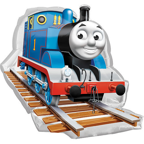 Thomas the Tank Engine Balloon - Giant, 29in Image #1