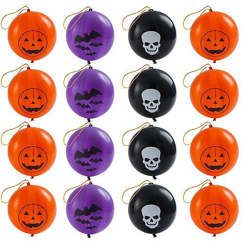 Halloween Punch Balloons 16ct Image #1