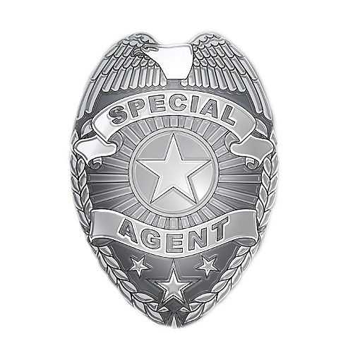 Special Agent Badge Image #1