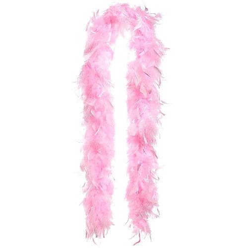 Pink Princess Boa 54in Image #1