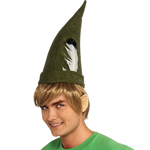 Feathered Elf Hat Image #2