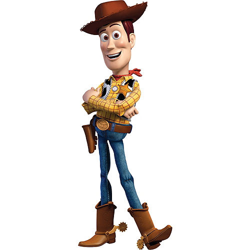Woody Life-Size Cardboard Cutout, 58in Image #1