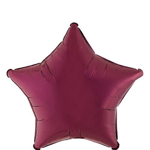 Berry Star Balloon Image #1