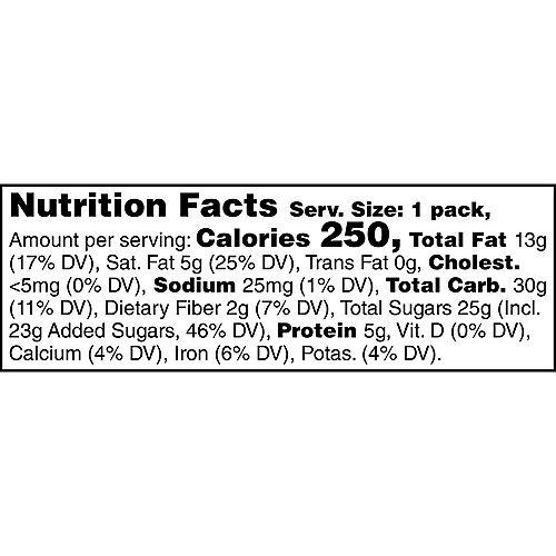 M&M's Chocolate Candies, 1.74oz - Peanut Image #3