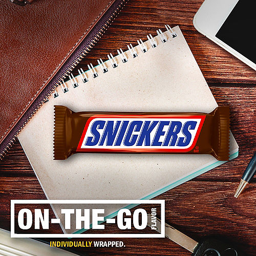 Snickers Candy Bar, Singles Size, 1.86oz Image #5