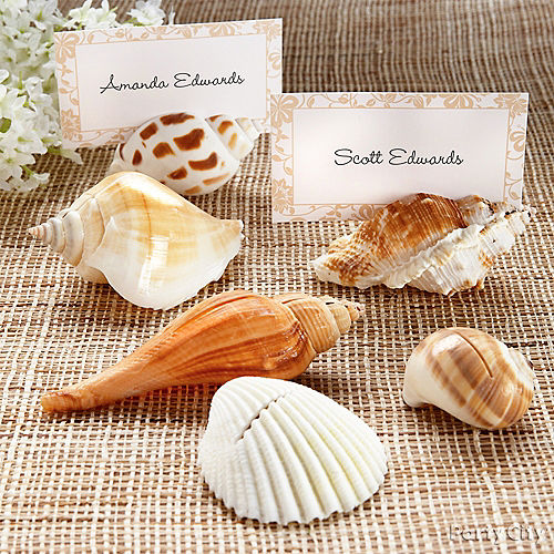 Seashell Place Card Holders Image #1