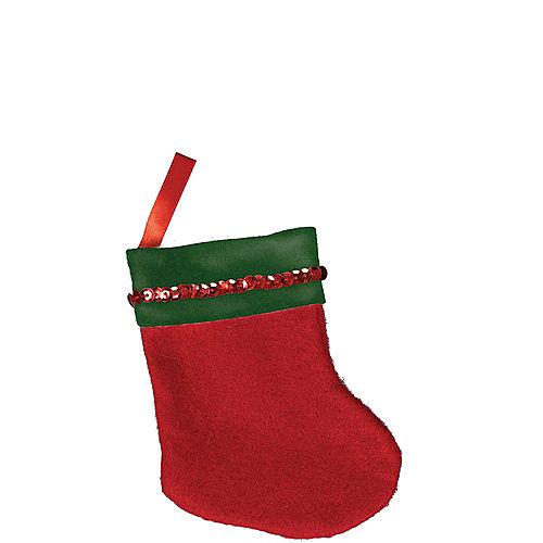 Mini Festive Stocking Image #1
