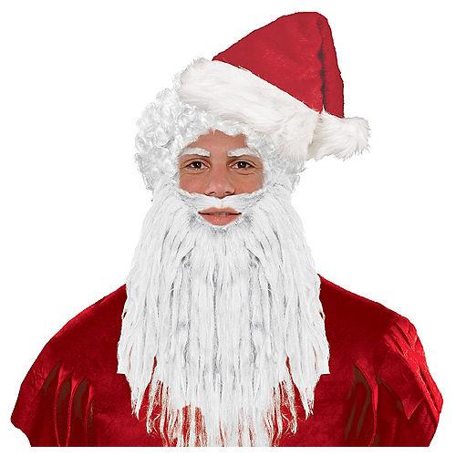 Santa Beard & Moustache Image #1