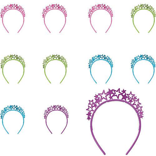 Colorful Headband Multipack 12ct Image #1