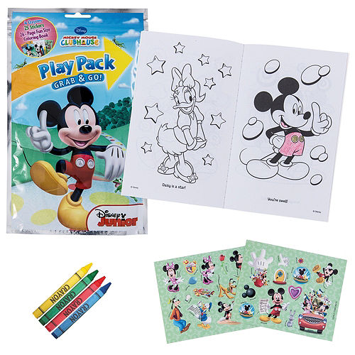 Mickey Mouse Activity Kit Image #1