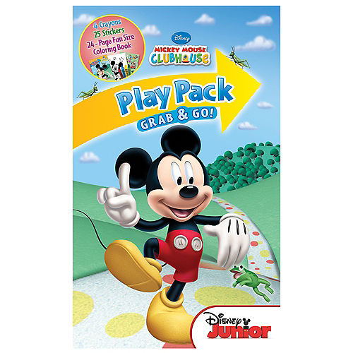 Mickey Mouse Activity Kit Image #2