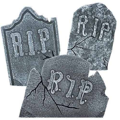 RIP Tombstones 3ct Image #1