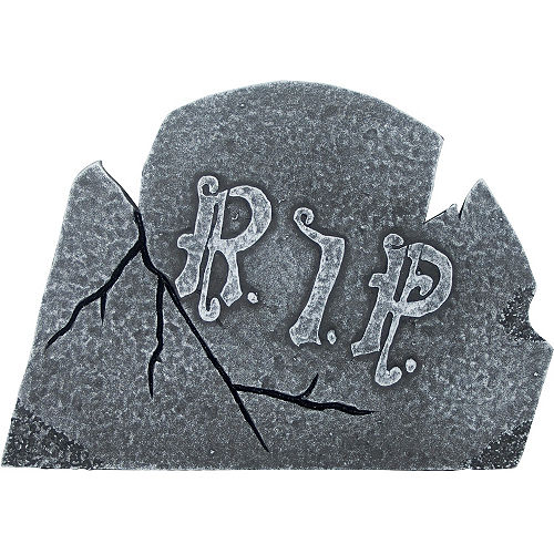 RIP Tombstones 3ct Image #3