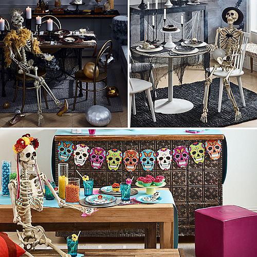 Life-Size Poseable Skeleton, 5ft Image #8