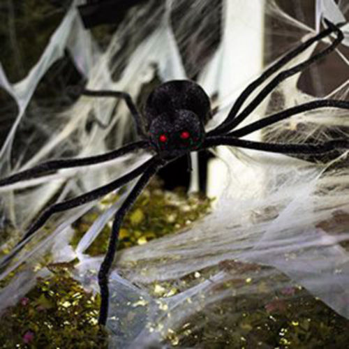 Light-Up Hairy Poseable Spider Image #3