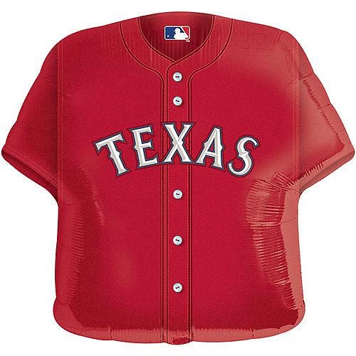 Texas Rangers Balloon - Jersey Image #1