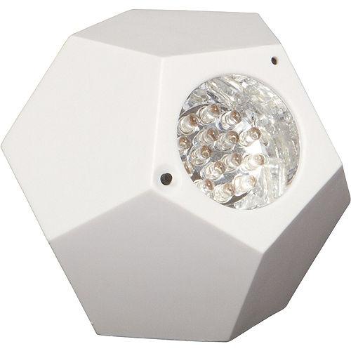 White GEO LED Strobe Light Image #1