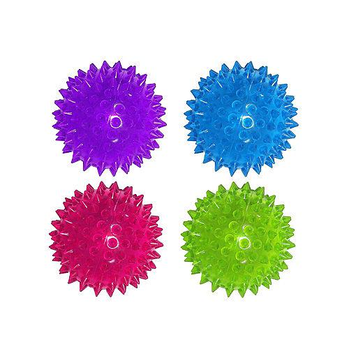 Light-Up Spike Bounce Ball Image #1