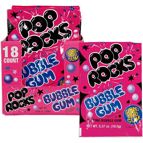 Pop Rocks Bubble Gum 24ct Image #2