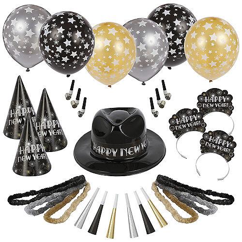Kit For 50 - Ballroom Bash New Year's Party Kit Image #1